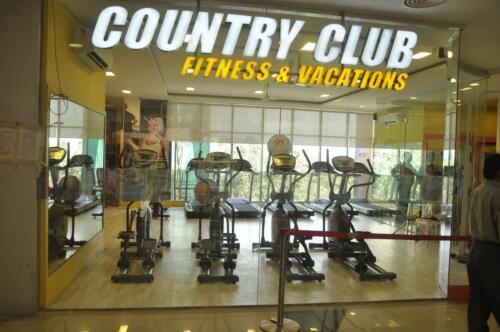 Country Club Fitness LLC inMadina Mall