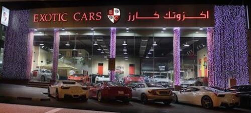 Exotic Cars LLC