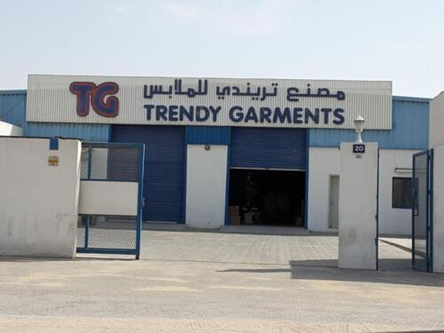 Trendy garments